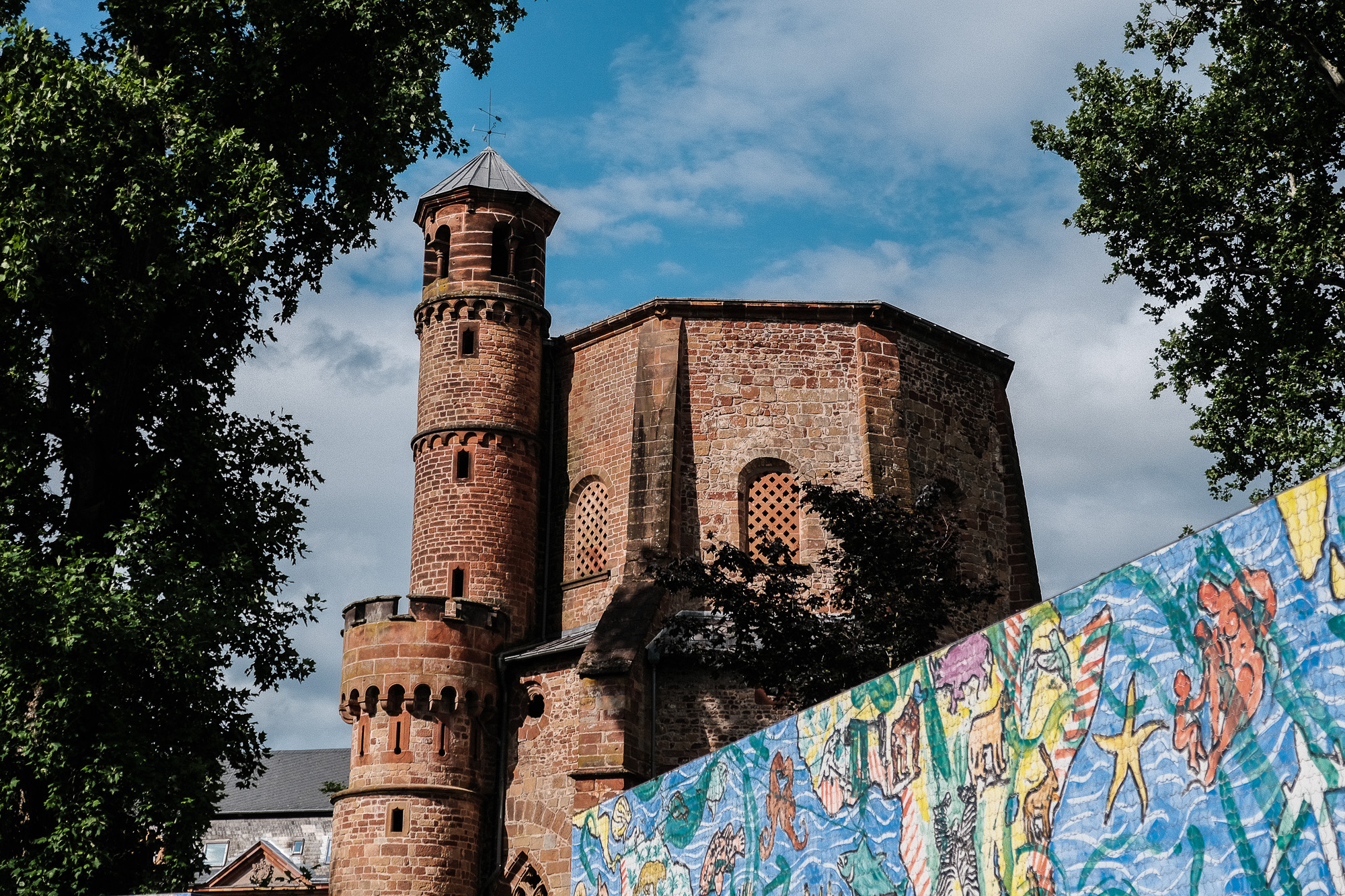 Mettlach alter Turm